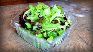 Brick Farm Market, Spring Green Salad Mix