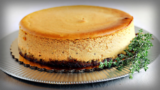 Brick Farm Market, Pumpkin Cheesecake