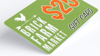 Brick Farm Market Gift Card