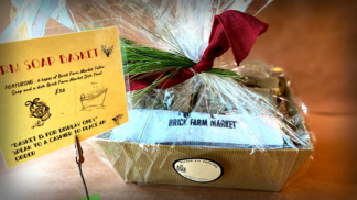 Brick Farm Market, The Farm Soap Gift Basket